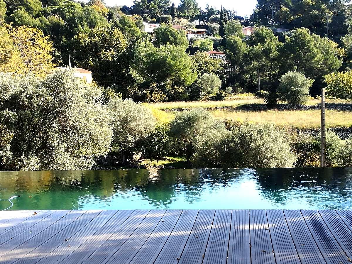 Coups de coeur vente maison ollioules de 140 m secteur for Recherche piscine