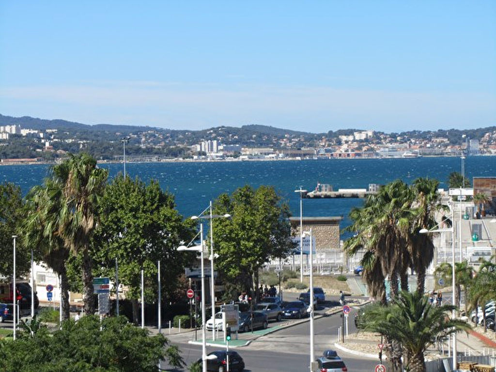 vente appartement Toulon Mayol de 4 pièces rénové