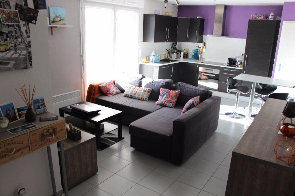 Vente appartement La Seyne sur Mer Beau T3 ensoleillé
