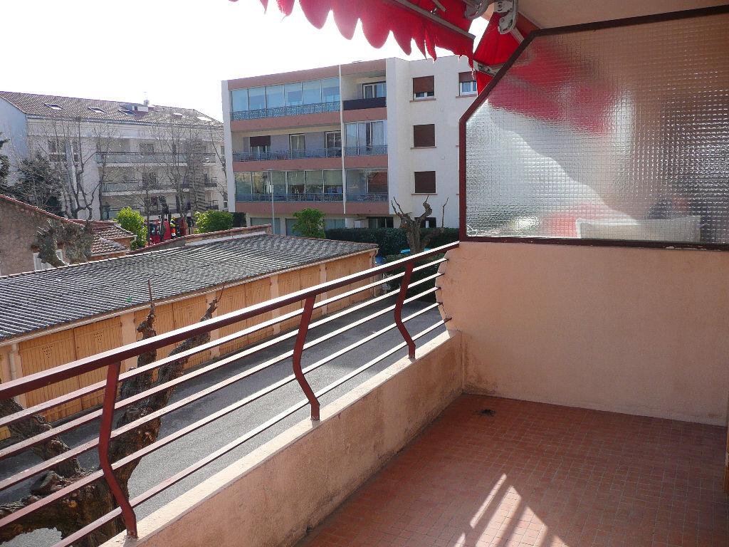 Vente appartement Sanary T3 Lumineux avec terrasse