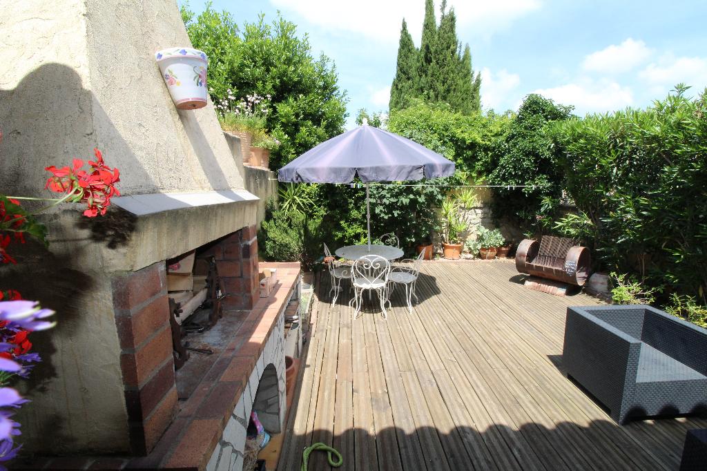 A vendre charmante maison de village Le Beausset - Avec terrasse et jardinet
