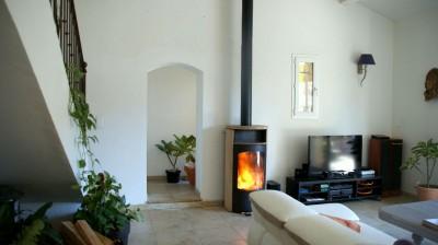 Vente maison Ollioules de 140 m² - Secteur recherché - Piscine à débordement Visite immo 3D