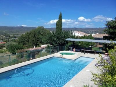 Vente villa T7 La Cadiere Vue panoramique