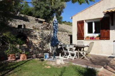 Belle villa T6 Ollioules Le Lançon - Superbe parcelle - Vue mer