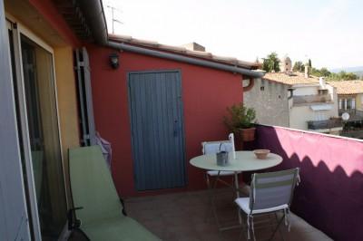 Appartement T3 Le Beausset avec jolie terrasse