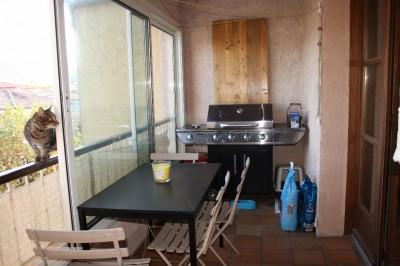 Vente appartement duplex Le Beausset - Terrasse et parking