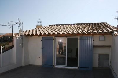 vente maison de village Le Beausset – Avec garage et terrasse