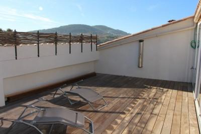 vente maison loft La Cadiere avec terrasses - Charme