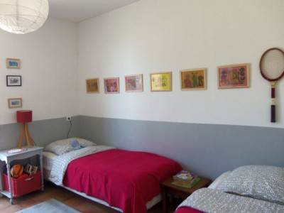 A vendre belle maison La Cadiere de 160 m² Superbe vue panoramique